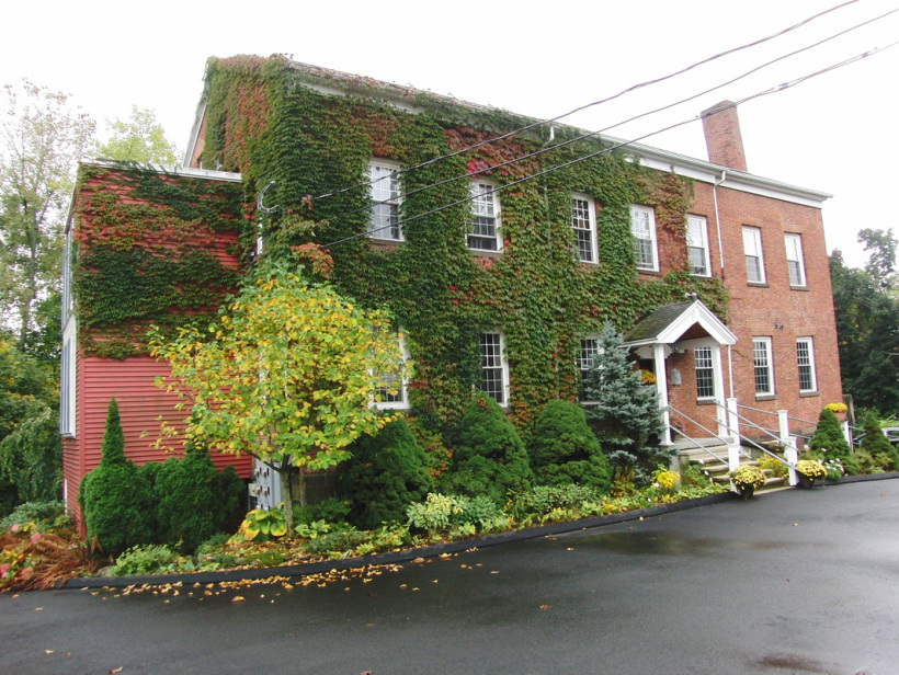 Miraculous Connecticut Poor Houses Almshouses And Town Farms Interior Design Ideas Apansoteloinfo